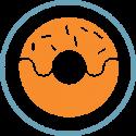 icon donut